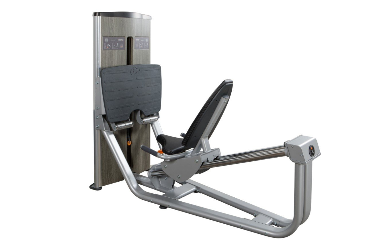 Inotec Compact Line Leg Press/Calf Raise