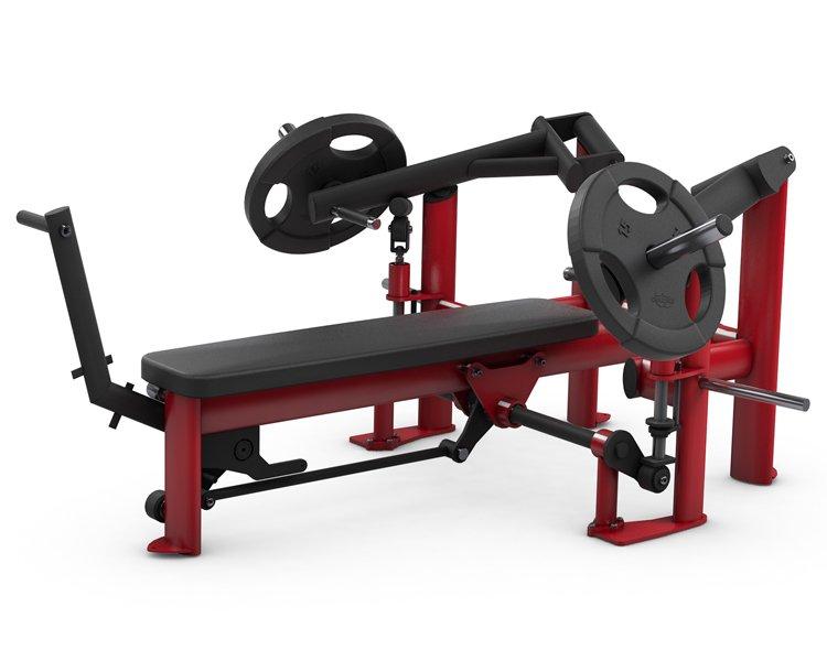 gym80 Pure Kraft Bench Press Dual