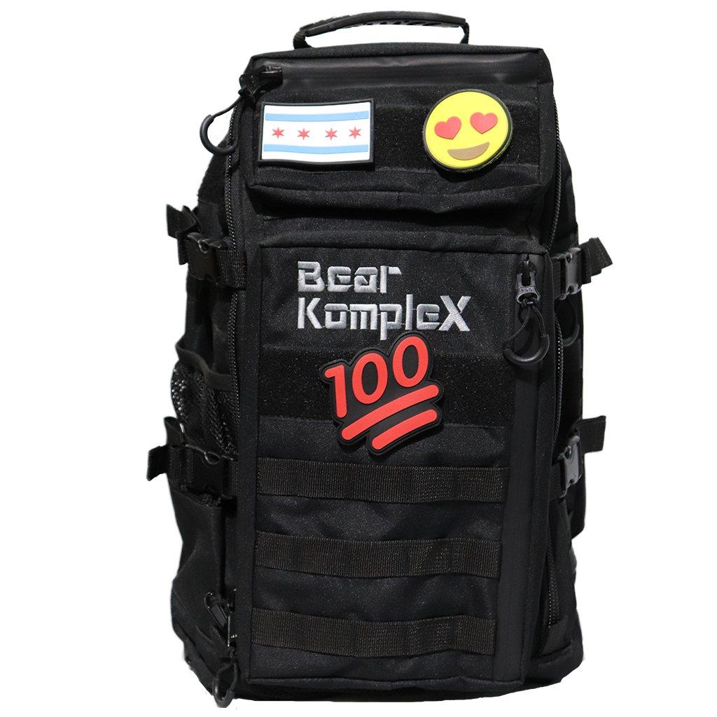 Bear KompleX Backpack Sort 25 liter