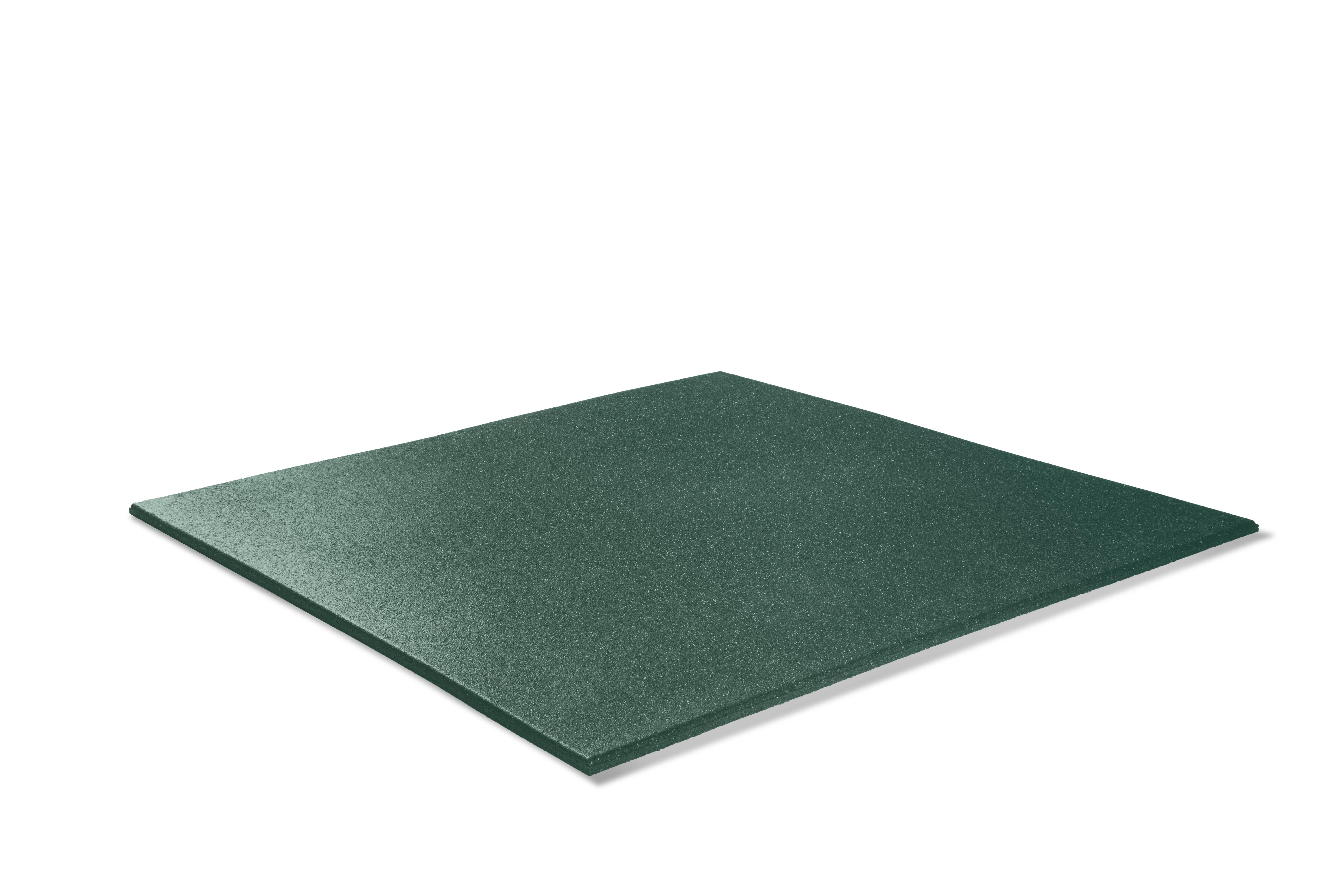 Granuflex Standard Gummiflise 1000 x 1000 x 20 mm Green