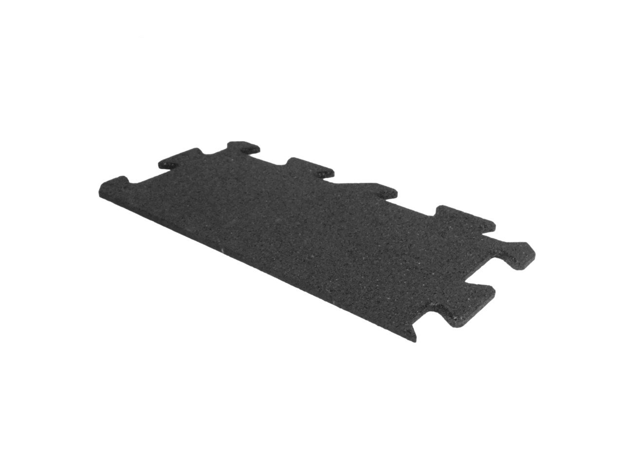 Lifemaxx ECO Puzzle Gummiflise Endekant 50 x 25 x 1 cm