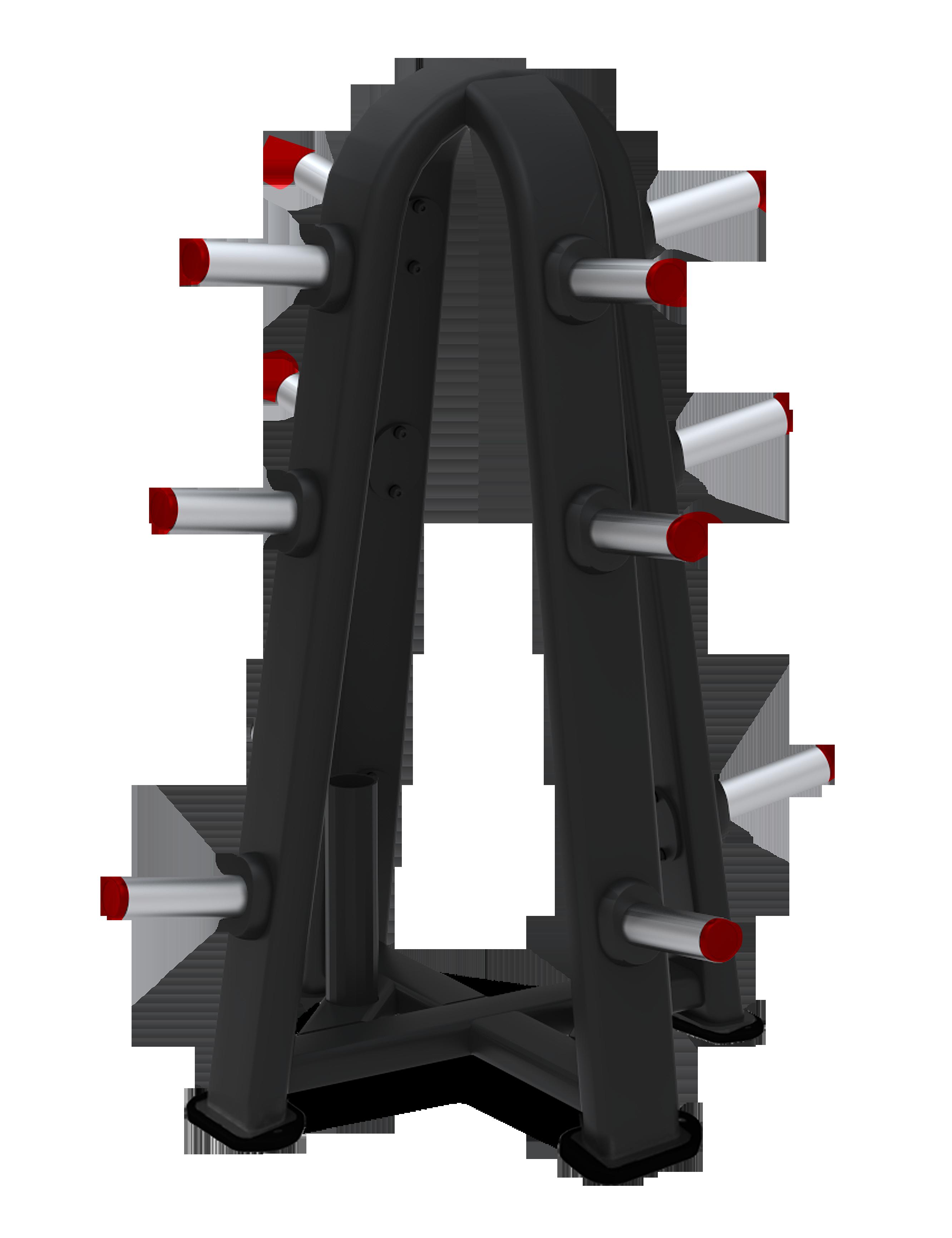 Nautilus Inspiration Olympic 4-Sidet Vægtskiveholder