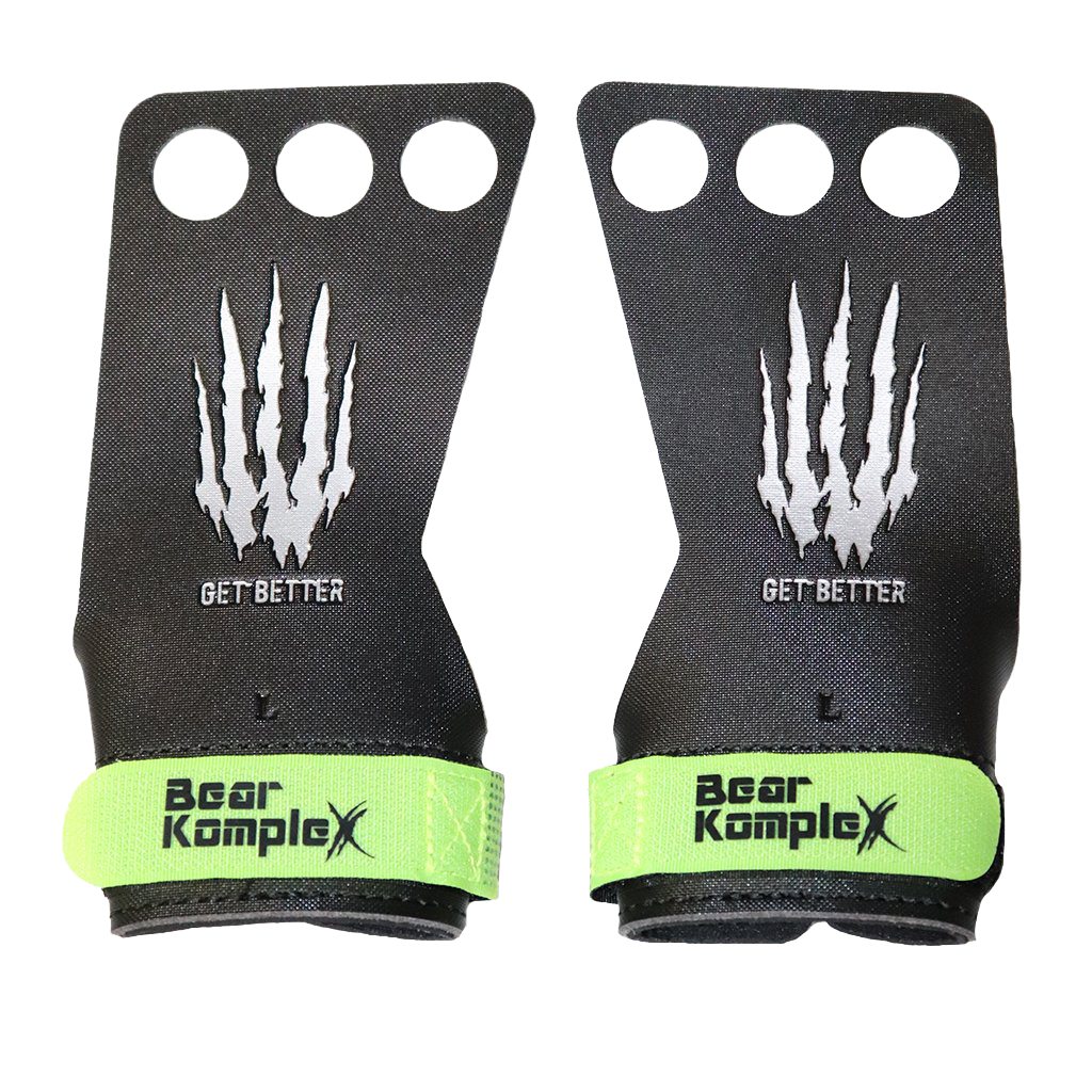 Bear KompleX Black Diamond Grips - 3 Hole